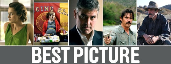 Best Picture Nominees, Oscars 2007