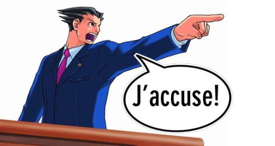 Phoenix Wright: Ace Attorney: J'accuse!