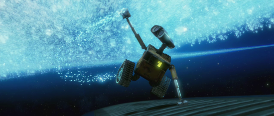 Touch the Sky: Wall-E