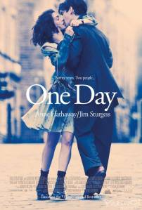 Theatrical poster for 'One Day'