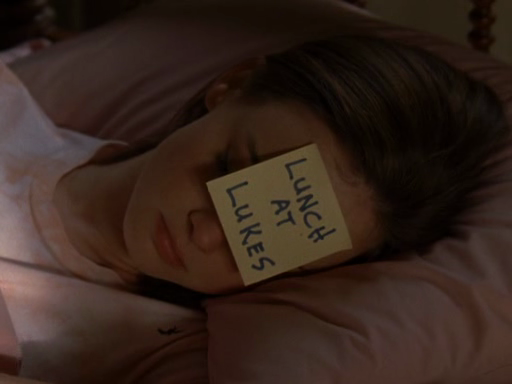Post-It Notes: Gilmore Girls