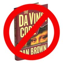Just say NO to Dan Brown
