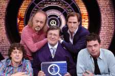 Alan Davies, Bill Bailey, Stephen Fry, Rob Brydon, Rich Hall