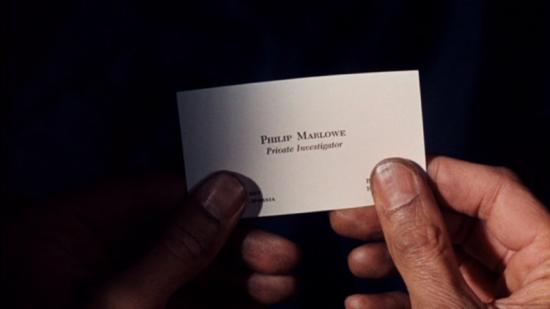 Marlowe - Philip Marlowe