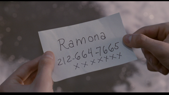 Scott Pilgrim Vs. the World - Ramona Flowers