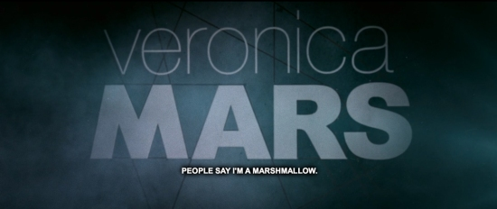 VERONICA MARS -- Title Screen