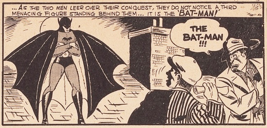 Detective Comics #27: The 'Bat-Man'