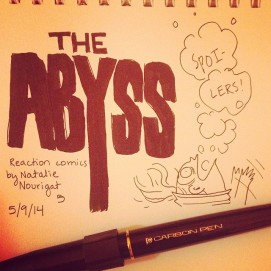 Natalie Nourigat: Spoilers! The Abyss