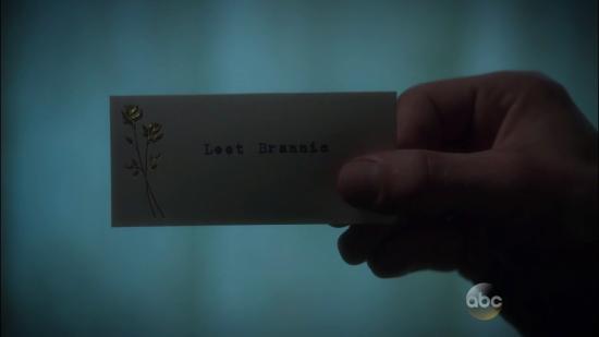 Leet Brannis in Agent Carter