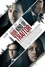 US theatrical release poster for Our Kind of Traitor
