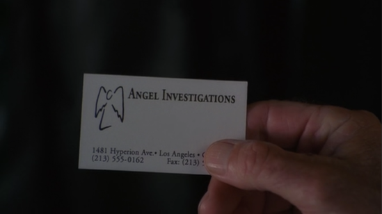 Angel Investigations