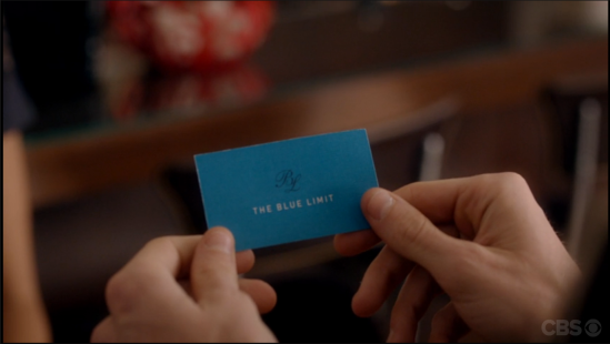 The Blue Limit club in Limitless