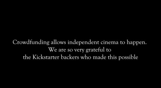 HEDDA GABLER: Kickstarter credits