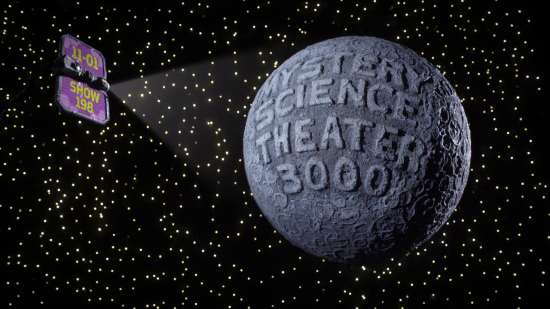 MST3K: THE REVIVAL -- title card