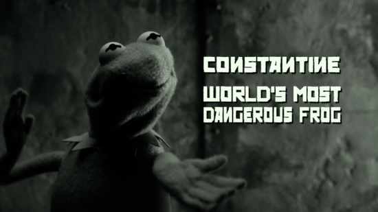 CONSTANTINE: The World's Most Dangerous Frog