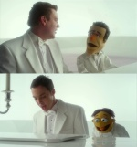 A Man and a Muppet and a Muppet and a Man