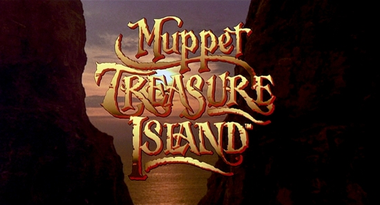 TITLE CARD: Muppet Treasure Island